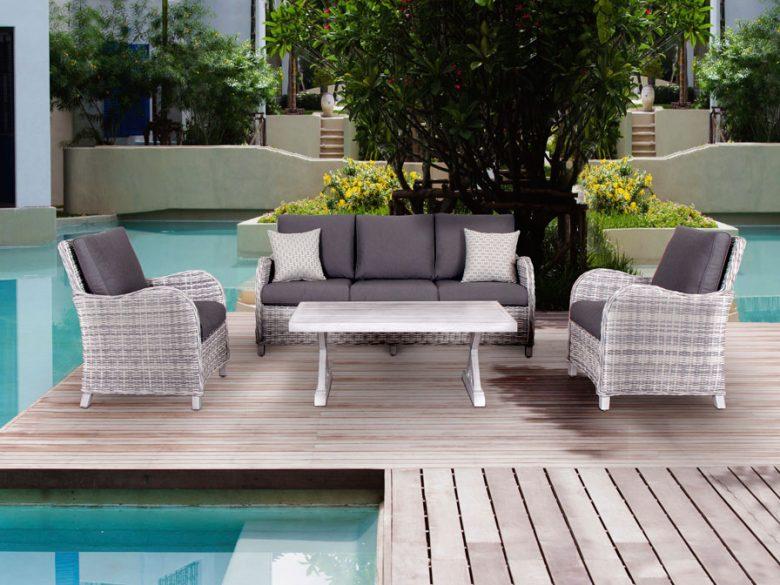 Es verano! Ideas para amueblar tu terraza o jardínSCHULLER – Mueble ...
