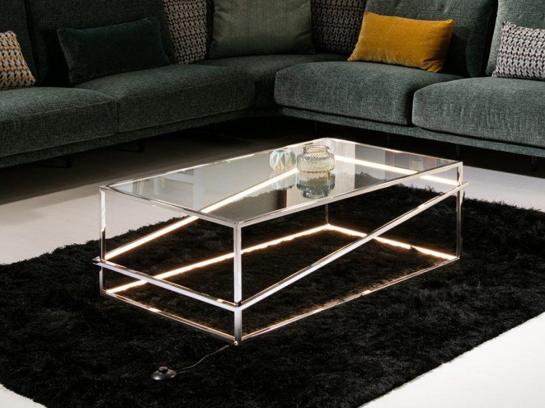 Schuller mesa con luz
