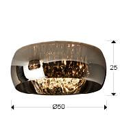 medida plafon argos schuller 508030