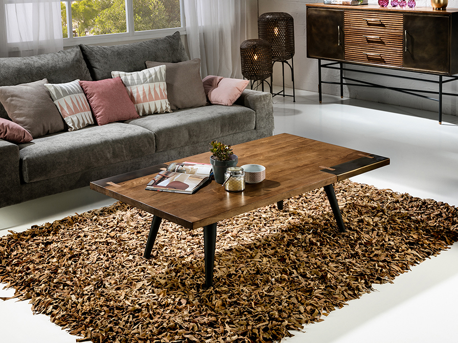 Schuller Furniture Side tables Dresde 305391  ·DRESDE· COFFEE TABLE, 140