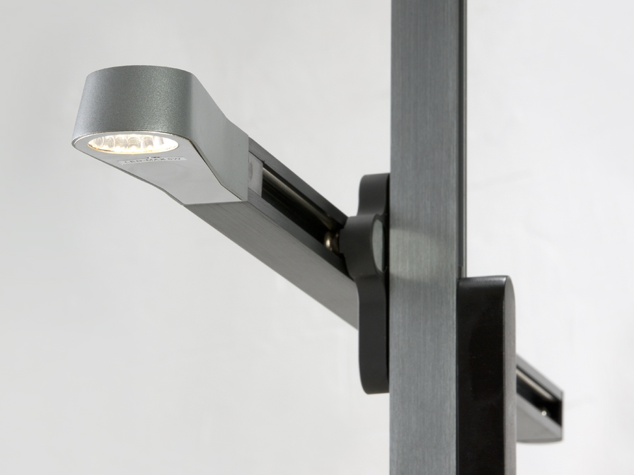Schuller lighting floor lamps tecton 475624 for Tecton chrome floor lamp