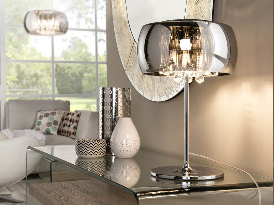 Schuller lighting table lamps argos 508516 for Table lamps argos