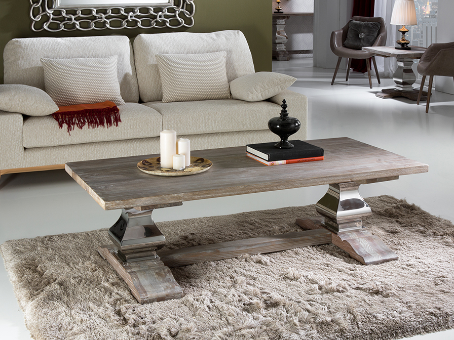 Schuller Furniture Side tables Antica 591538  ·ANTICA· COFFEE TABLE 160