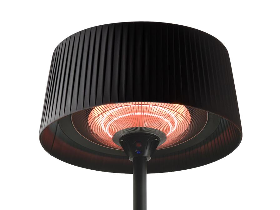 Schuller Outdoor Heater, Outdoor Halogen Heat Lamp