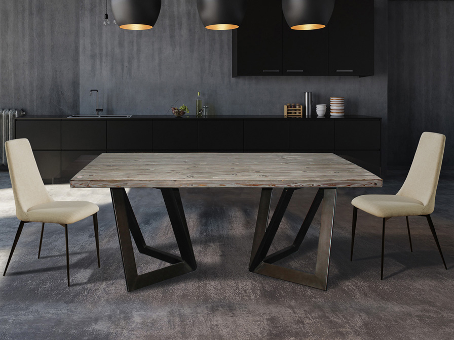 Schuller  Dining tables Oxley 877019  ·OXLEY· DINING TABLE, 180, GRE