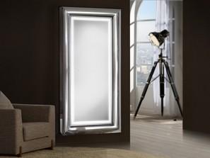 Schuller mirrors mirrors with light for Espejo retrovisor bebe con luz