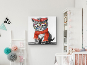 Schuller decoracion pinturas Kitty
