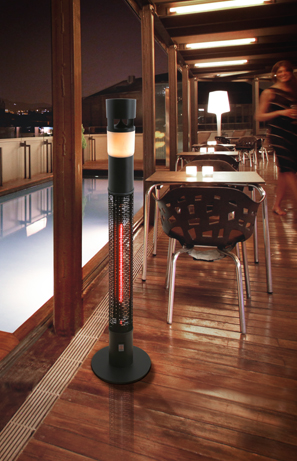 Schuller OUTDOOR HEATER