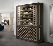 Schuller CABINET FOR WINE BOTTLES